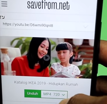 Download Video Dan Musik Di Youtube Ke Handphone